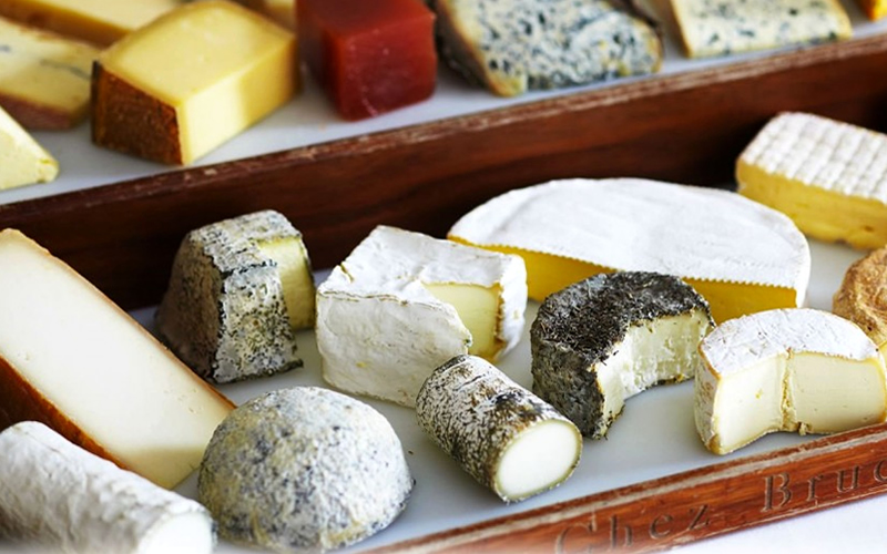 Love is in Gruyère: 9 date ideas for cheese lovers in London