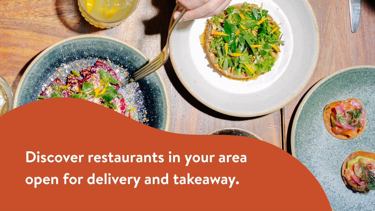 OpenTable adds restaurant delivery across new markets