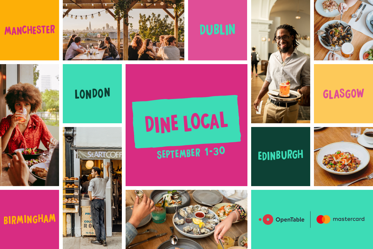 Eat out, save money, and support restaurants with Dine Local
