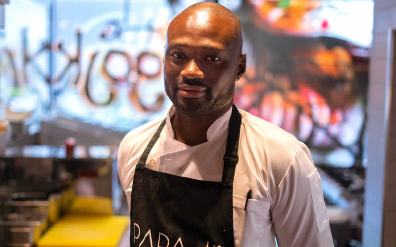 Discover the flavours of West Africa this autumn at Papa L's Kitchen