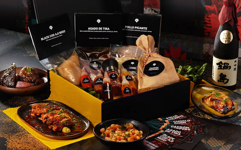 Delicious, delivered: London's best restaurant meal kits