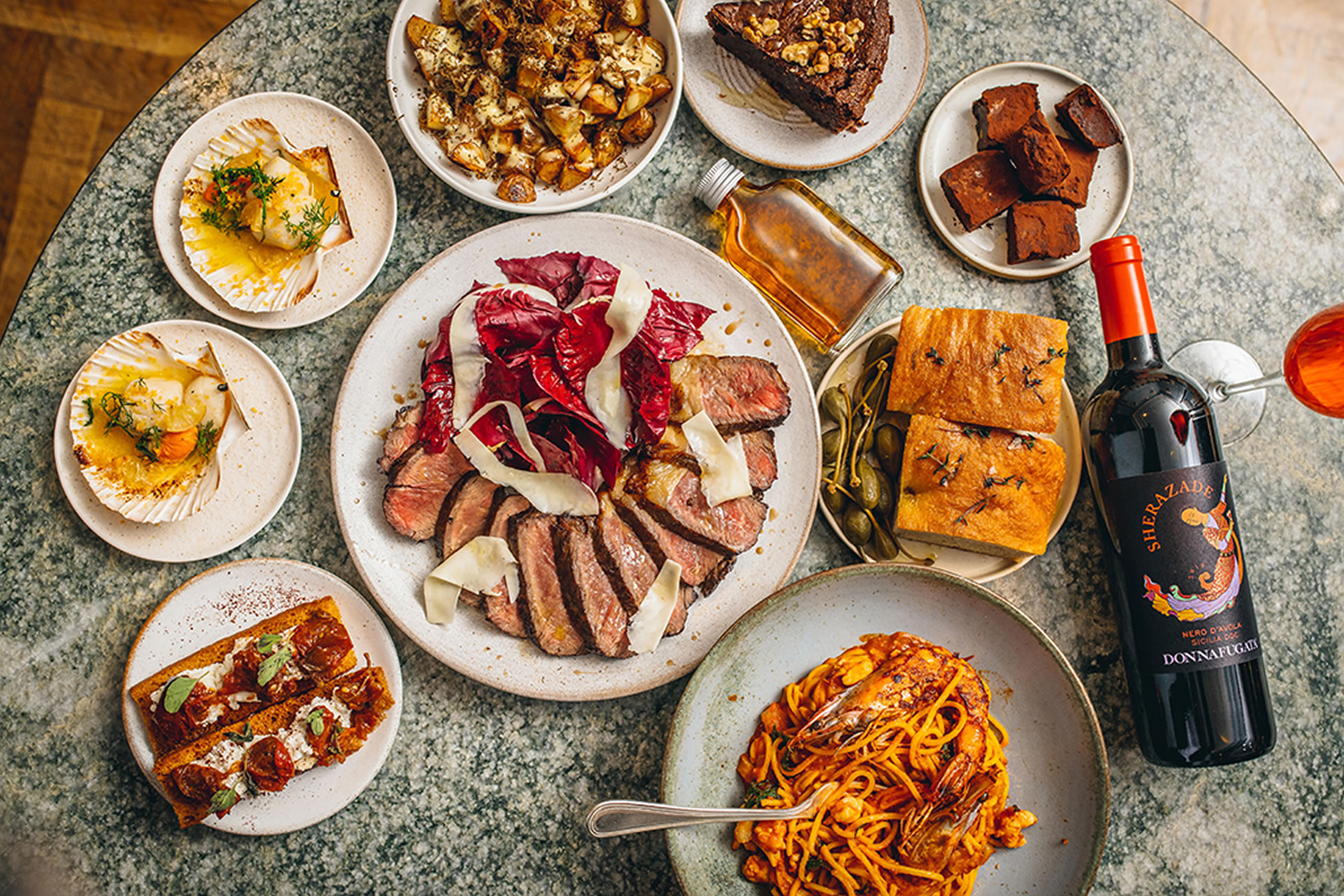 The food of love: Valentine's Day dinner deliveries in London