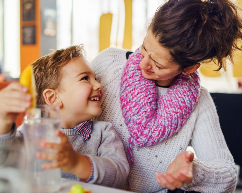 Too loud, too bright, too tasty! Dining out with sensory processing disorder
