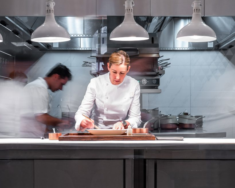 Clare Smyth on sustainability, success, and four years of Core